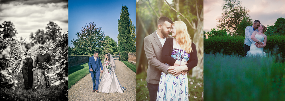 By reviewing the images straight away, I am able to give them an idea what the result of the wedding day photography might look like.
